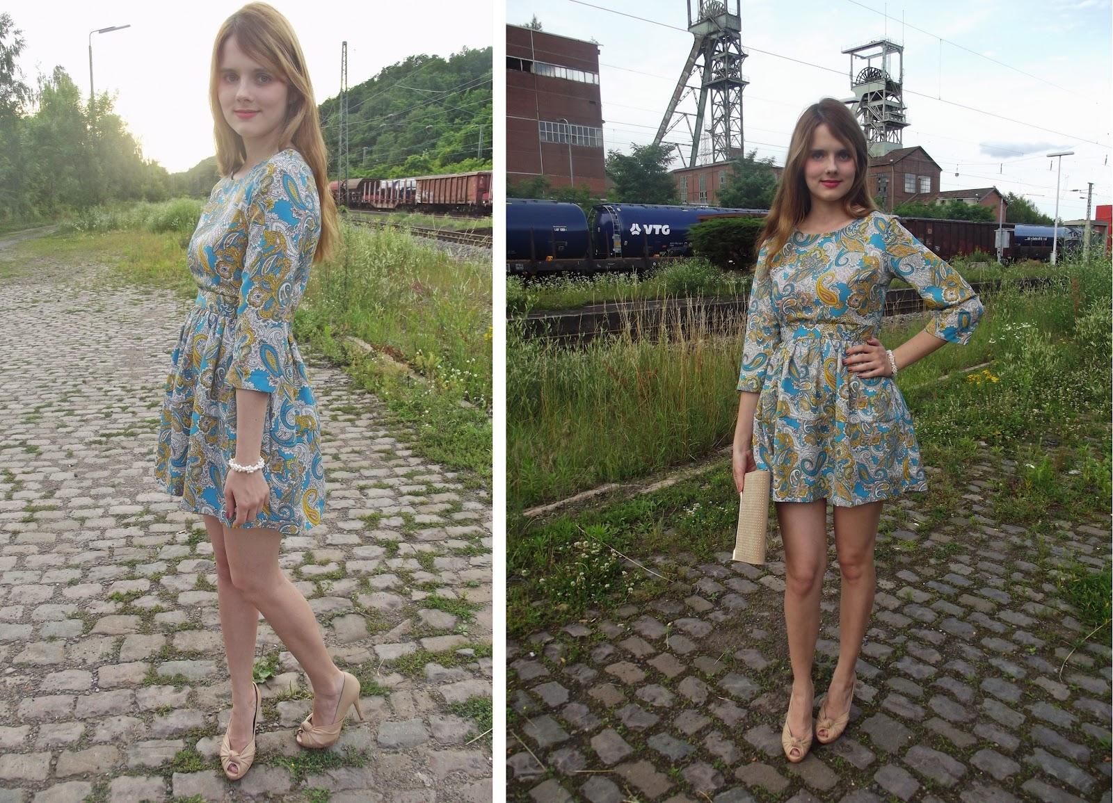 Zara kleid 2012