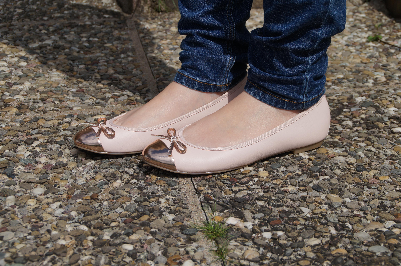 Schuhe deichmann ballerinas