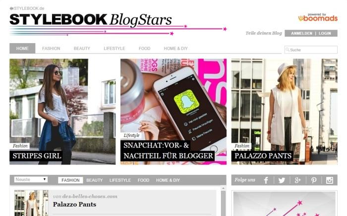Top-Artikel Stylebook
