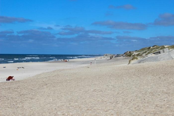 Strand in Houvig
