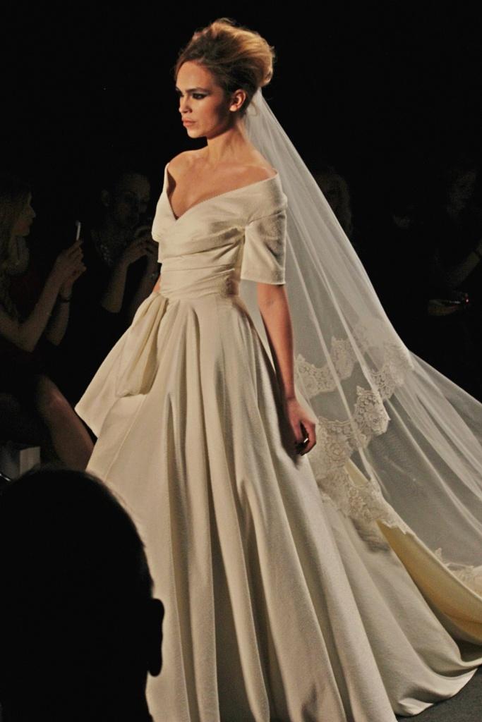 Das fantastische Brautkleid