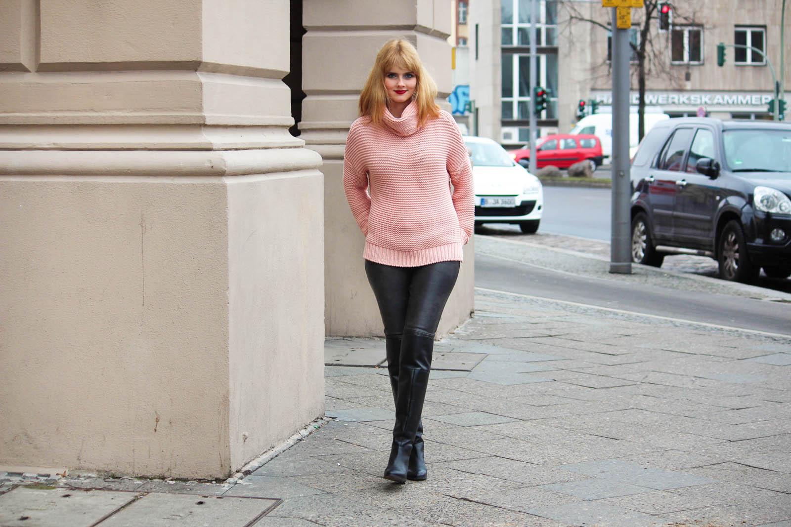 Belles Choses overknee City Style � OutfitBerlin BootsDes 3Rj4AL5