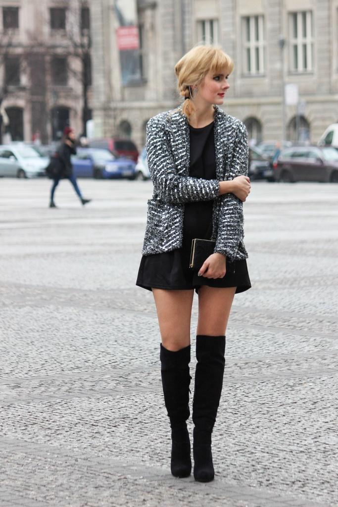 Des Belles Choses - Outfit - Overknees, Jumpsuit 7