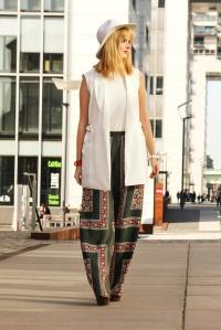 Des Belles Chosea_Fashionblog Cologne_Ethno palazzo trousers_Zara 7