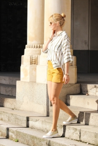 Des Belles Choses - Fashion Blog Cologne - Casual summer slip on 3